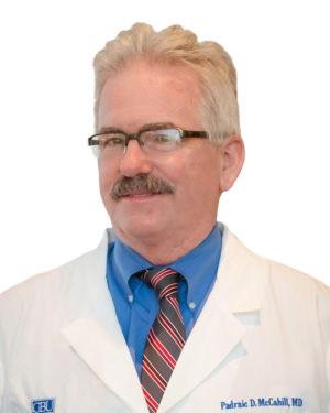 Dr. Padraic D. McCahill, M.D.